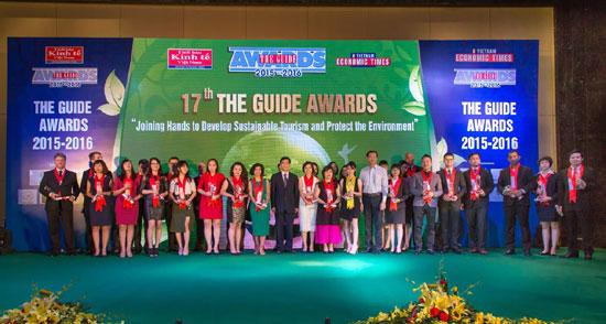 The Guide Award là một giải thưởng dành cho các doanh nghiệp tiêu biểu trong lĩnh vực du lịch